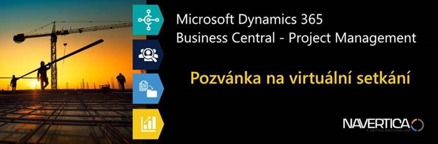 pozvanka na webinar - project management